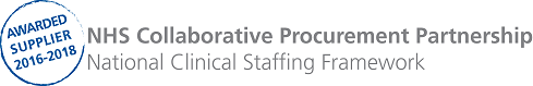 Falcon Recruitment and Training Ltd has been awarded a place on the new National Clinical Staffing Framework for the NHS